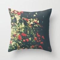 Summer Roses Series  - I… Throw Pillow
