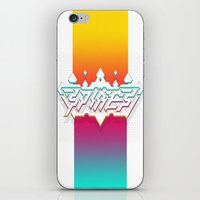 Spires : Crystyl Cystlys… iPhone & iPod Skin