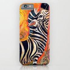 Color Stripes Slim Case iPhone 6s