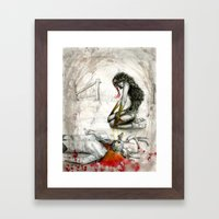 All Good Things To Those… Framed Art Print