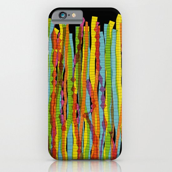 patterns - spaghettis 1 iPhone & iPod Case
