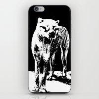 Tasmania Tiger iPhone & iPod Skin