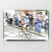 Fast Color  iPad Case