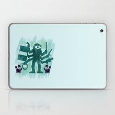 Tensions  Laptop & iPad Skin