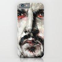 iPhone & iPod Case featuring Johnny Depp by KlarEm