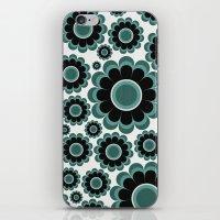 Sea Flower iPhone & iPod Skin