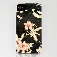 VINTAGE FLOWERS III - Fo… iPhone (4, 4s) Slim Case