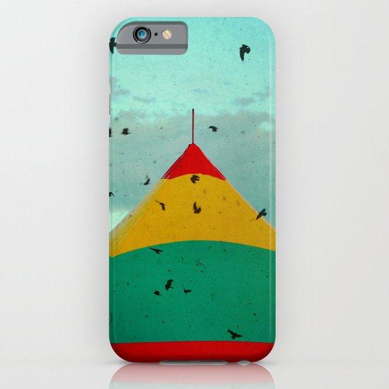 Circus Birds iPhone & iPod Case