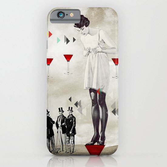 Women thoughts iPhone & iPod Case