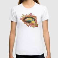Pretty Flacko Womens Fitted Tee Ash Grey SMALL
