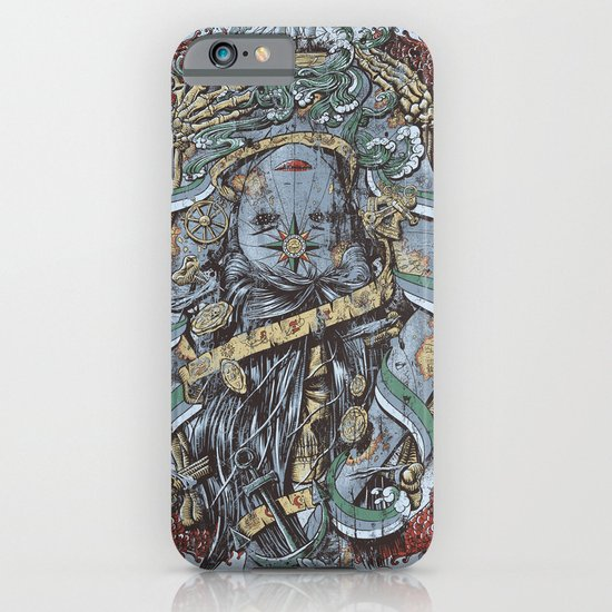 The Sailor & the Syren iPhone & iPod Case