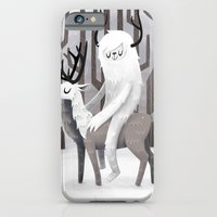 Winter Snow iPhone 6 Slim Case