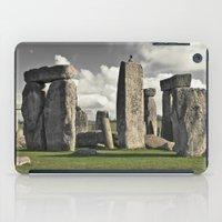 moon henge... iPad Case