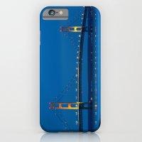Mackinac Bridge At Blue … iPhone 6 Slim Case