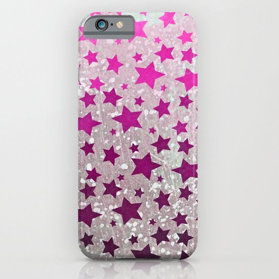 All Stars...Galaxy Pink iPhone & iPod Case