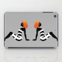 Leeloo Dallas Mudflap iPad Case