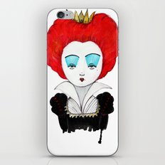 The Queen of your heart iPhone & iPod Skin
