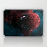 Spider-Man Painting Laptop & iPad Skin