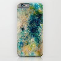 iPhone & iPod Case featuring Watercolor Abstract 1 by Swell Dame
