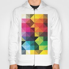 Colorful pattern Hoody