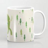 the tree muncher Mug
