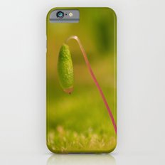 Moss germ, Alone in a green Land iPhone 6 Slim Case