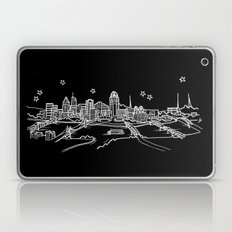 Cincinnati, Ohio City Skyline Laptop & iPad Skin