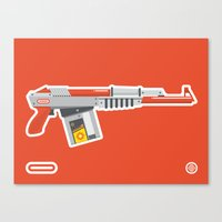 N-16 Sub Automatic Assau… Canvas Print