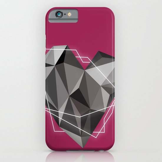 Geometric Heart  iPhone & iPod Case
