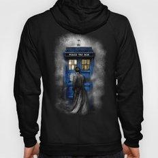 Tardis Doctor Who Lost I… Hoody
