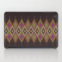 Argyle Dream iPad Case