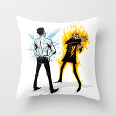 You must be kidding me Throw Pillow
