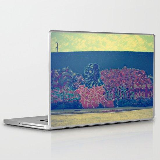 Graffiti II Laptop & iPad Skin