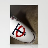Minnesota Twins cup Stationery Cards
