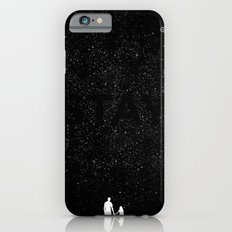 Interstellar Poster B - STAY iPhone 6 Slim Case