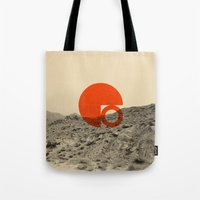 Symbol Of Chaos Invert V… Tote Bag