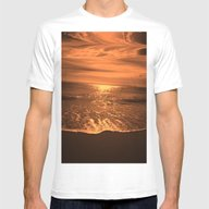 T-shirt featuring Bright Reflections Seasc… by Jen Warmuth Art And …