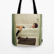 Caleb. Tote Bag