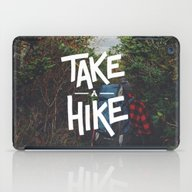 Take A Hike iPad Case