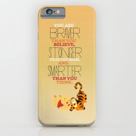 Stronger, Braver, Smarte… iPhone 6 Slim Case