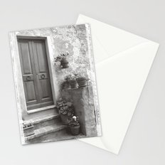 Rome Door 4 Stationery Cards