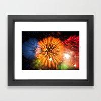 Efflorescence 23 Framed Art Print