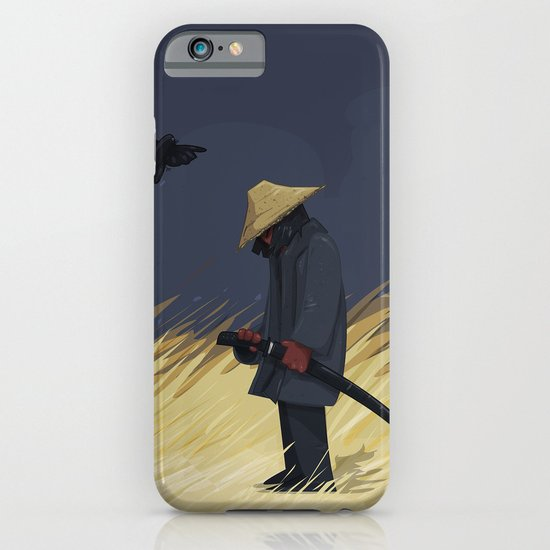 False Alarm iPhone & iPod Case