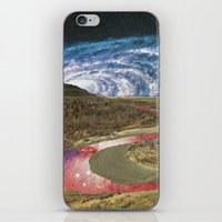 Space River iPhone & iPod Skin