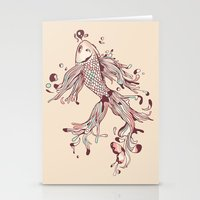 Flowing Life Stationery Cards