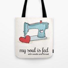 Sewing Lovers Tote Bag