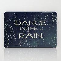 Dance in the Rain iPad Case