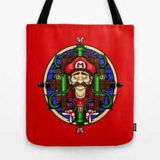 Mario's Melancholy Tote Bag