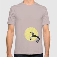 Solo Mens Fitted Tee Cinder SMALL