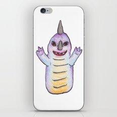 Wormrah iPhone & iPod Skin